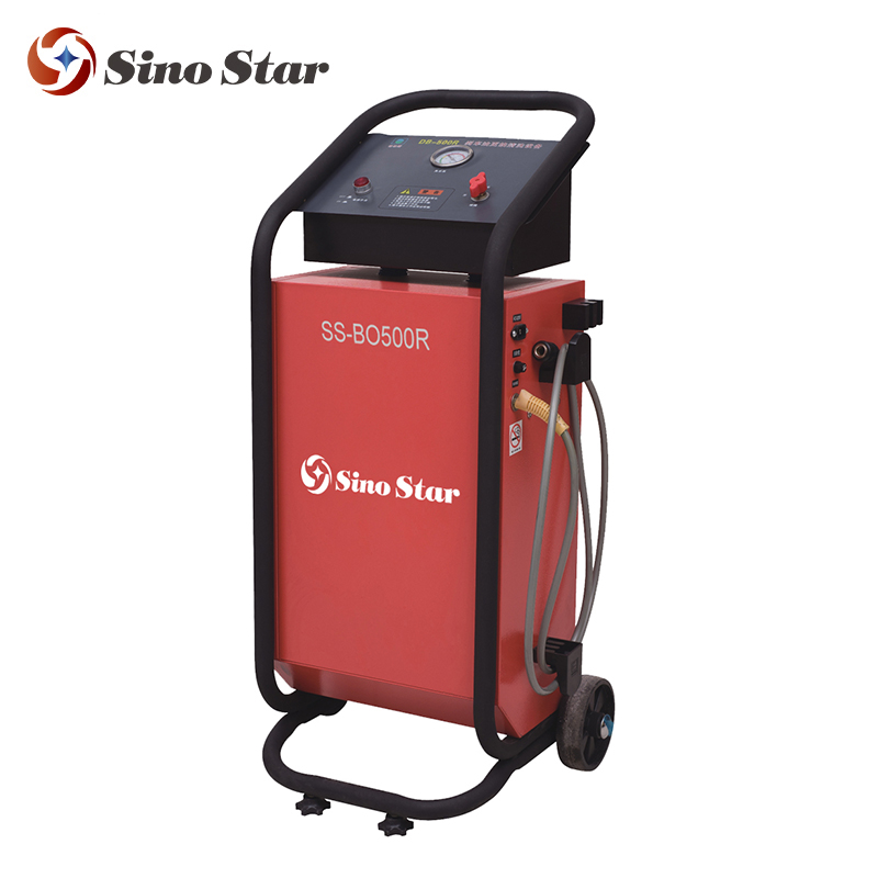 Sino Star Brake Oil Changer Electric Ss Bo500r View Product Details From Wuxi Automotive Equipment