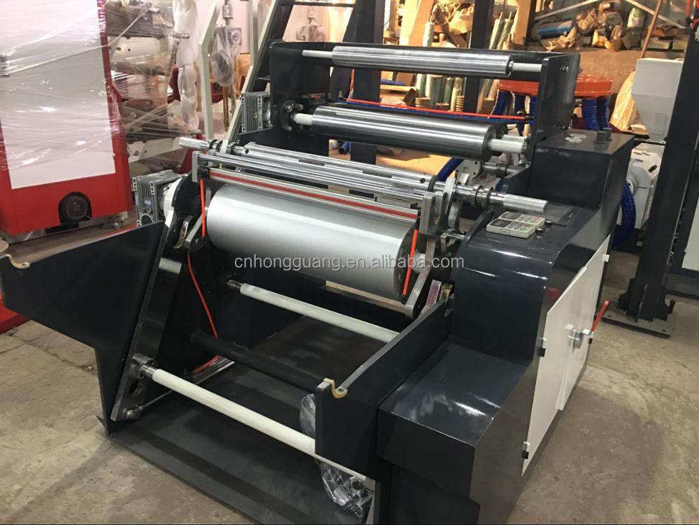 Automatique hdpe film machine de soufflage