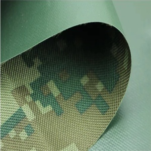 100% Polyester Waterproof Camouflage Printed Oxford Fabric