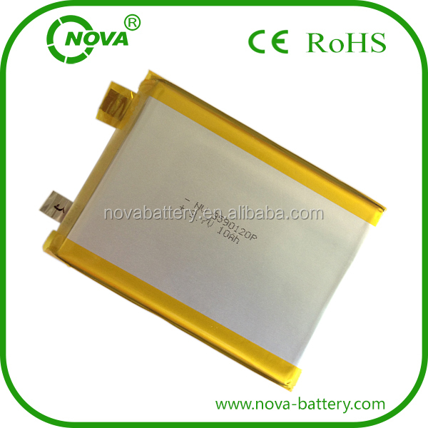 Lipo Battery Cell 3.7v 10000mah Lithium Polymer Battery 3.7v 10ah ...