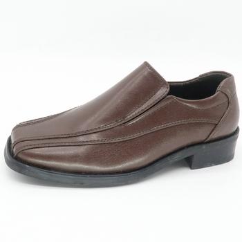 Magic Type Teenager School Shoes Black