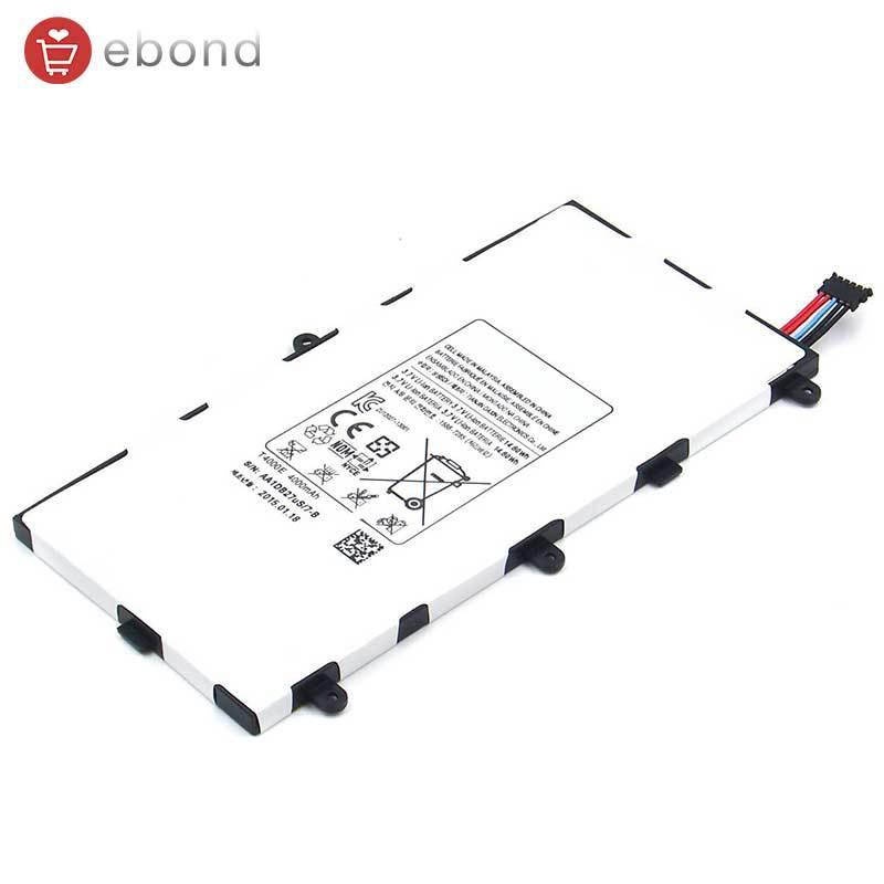 4000 мАч аккумулятор для Samsung Galaxy Tab 3 7.0 t211 t210 t2105 оригинальный новый части T4000E
