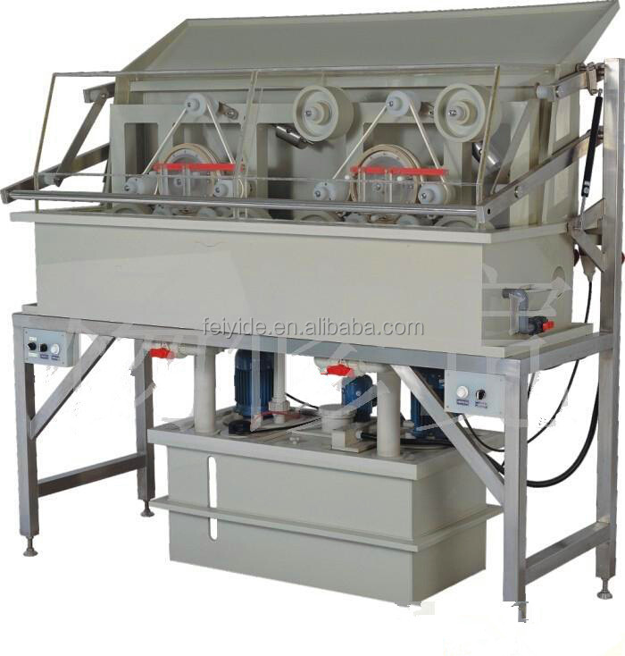 Brushing/Spoting Plating Machine for Gold and Silver