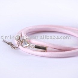 2012 new trendy leather cord