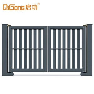 Automatic suspension folding gate outdoor gate in guangdong QG-L898C