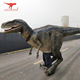 Animatronic dinosaur costume Jurassic World Raptor walking dinosaur
