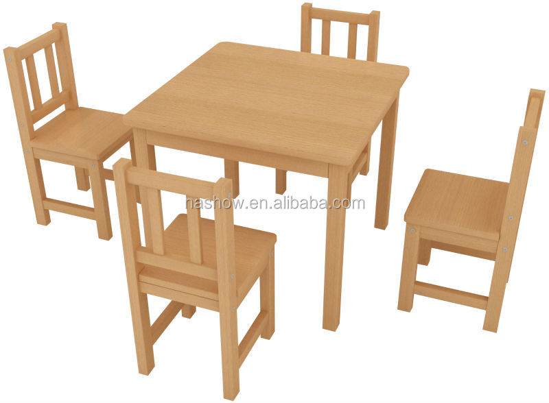 Cubby Plan Colorful Kindergarten Preschool Wooden Kids Table And Chairs Set Buy Kids Table