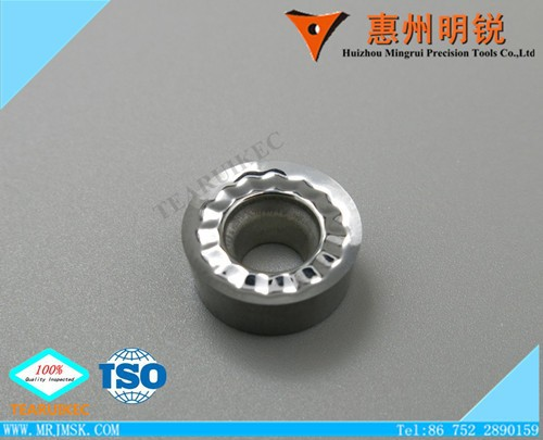 2015 ISO Huizhou milling cutter RCGT1204 mechanical measuring tool for CNC machine