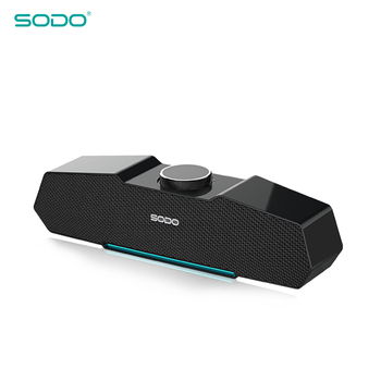 Sodo L7 Extra Bass 3d System Subwoofer Powerful Stereo Bluetooth