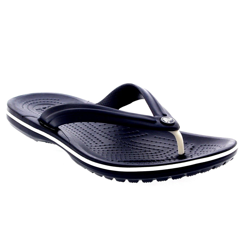 Unisex Mens Womens Crocs Crocband Flip Holiday Summer Beach Flip Flops