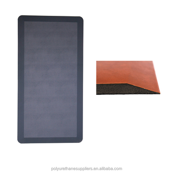 Customize Polyurethane foam OEM PU rubber anti slip anti fatigue kitchen floor mats all weather waterproof