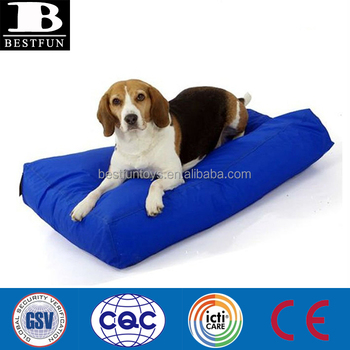 relax dog bed inflatable soft dog sofa mat oxford fabric luxury pet beds