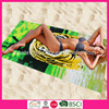 2016 Hot sale 75x150cm Photo/Digital Printed Velour beach towel