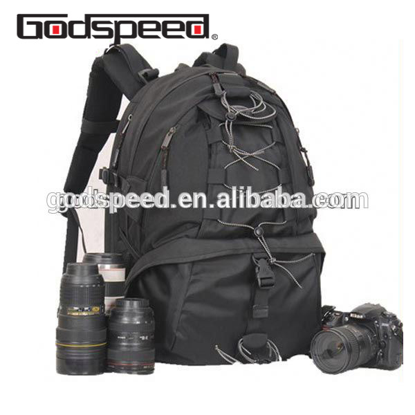 2018 Godspeed Best selling Shockproof Waterproof Dslr Camera Bag Backpack