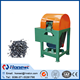 Automatic waste tyres recycling machinery / truck tire cutting machine
