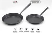 Long Handle Cast Iron Frying Pan Skillet Cooking Pan