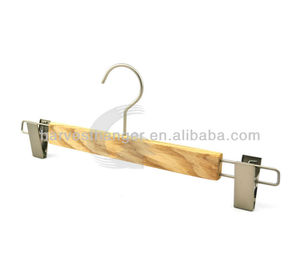Top sale wooden pant & skirt hanger