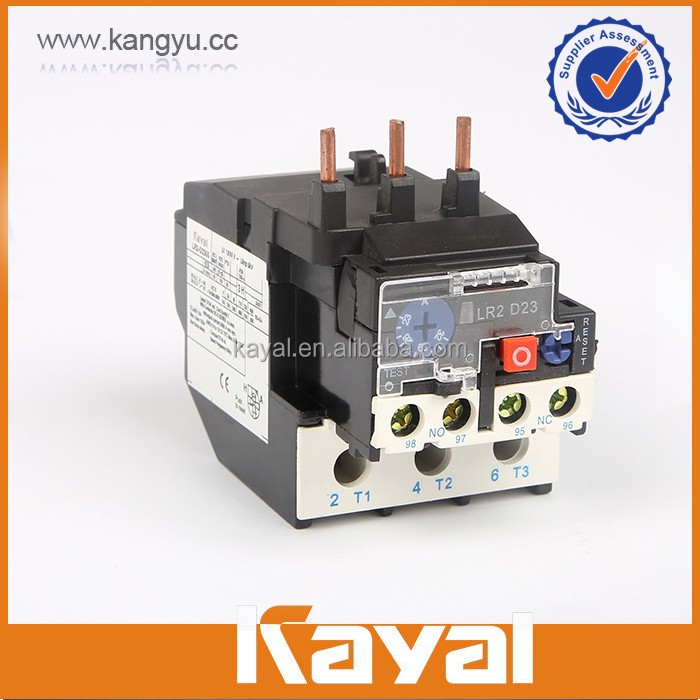 High quality LR2-D33 PA/Materials types of electrical relays
