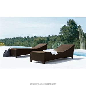 Modern Design Sailing Resin Rattan Lowes Patio Cebu Used Pool Furniture For Sale