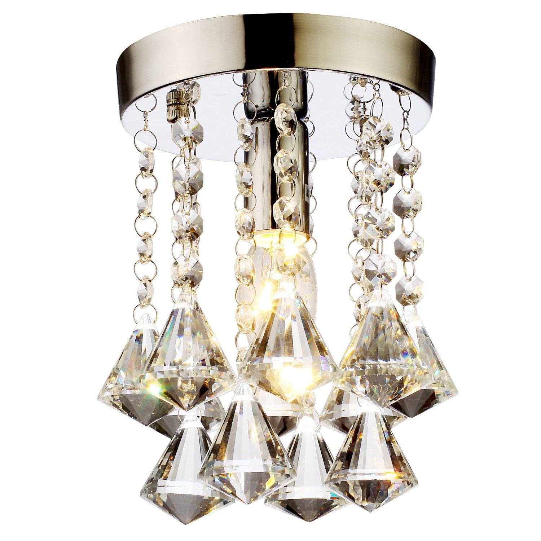Buy Lightinthebox Modern Crystal Mini Style Flush Mount