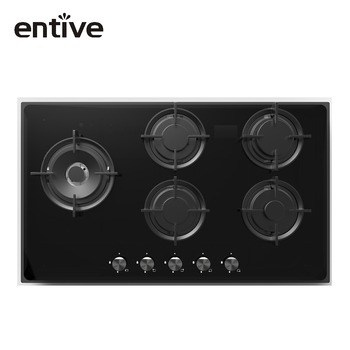 low price sunflame gas stove 5 burner