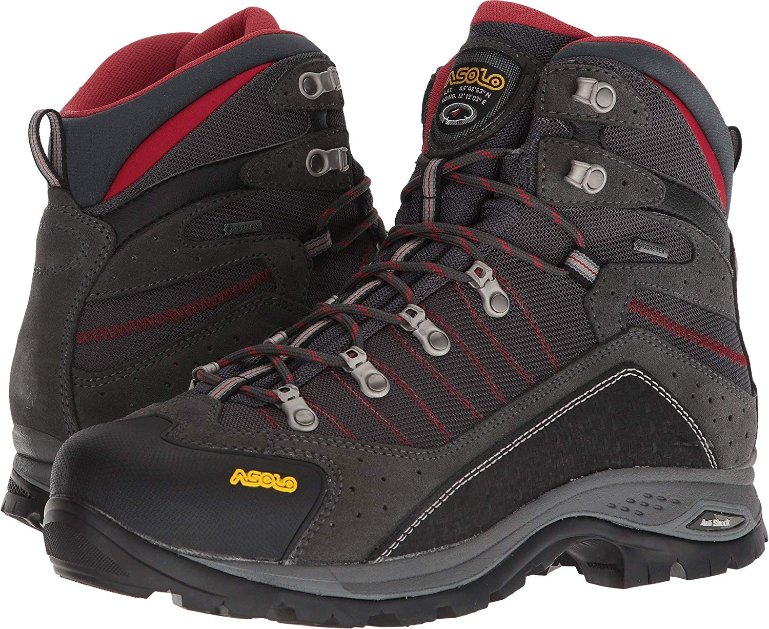 bb167a4ca9b Cheap Asolo Hiking Boots, find Asolo Hiking Boots deals on line at ...