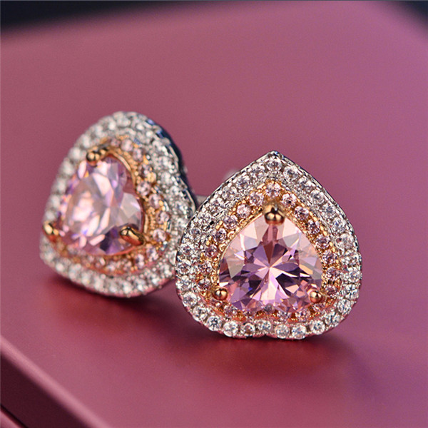 023028f2 Venta al por mayor best cubic zirconia earrings-Compre online los ...