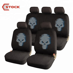 Skull Car Seat Cover Suppliers And Manufacturers At Alibaba