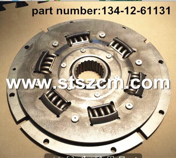 134-12-61131 D65ex-15 D65e-12 Excavator Damper Made In China