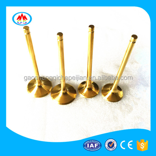 BUs Engine Assembly For Mitsubishi toyot a JM491Q me eq491 491Q 4G53 4G64 engine valves China made