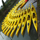 Professional manufacturer plastic angler kayak fishing kayak with good price