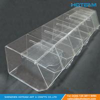 For Supermarket Food Acrylic Display Box Nut Box Acrylic Candy Box