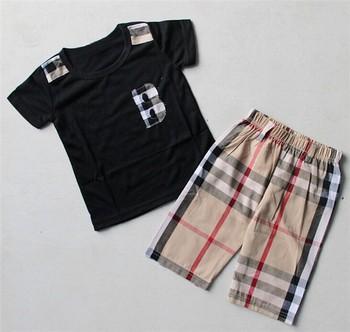 more photos 1addf 87ec1 Hochwertige Baby Kleidung Deutschland Stil Baby Kleidung Sommer Casual  Kleidung Jungen Hosen T-shirt - Buy Babykleidung Deutschland,Niedrigen  Preis ...