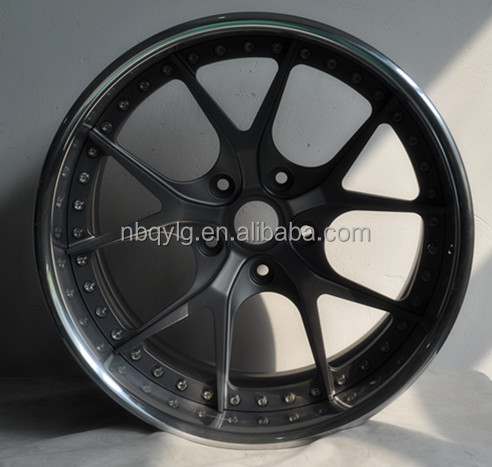 Hre Style Design 3 pcs Forged Wheel Rim