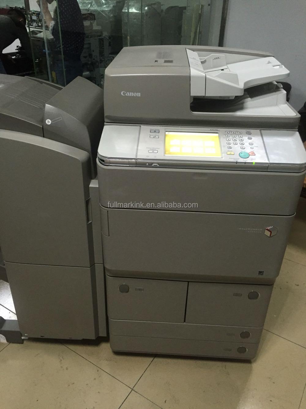 Used Ir Copiers Photocopy Machine Adv 8105 Second Hand Machines ...