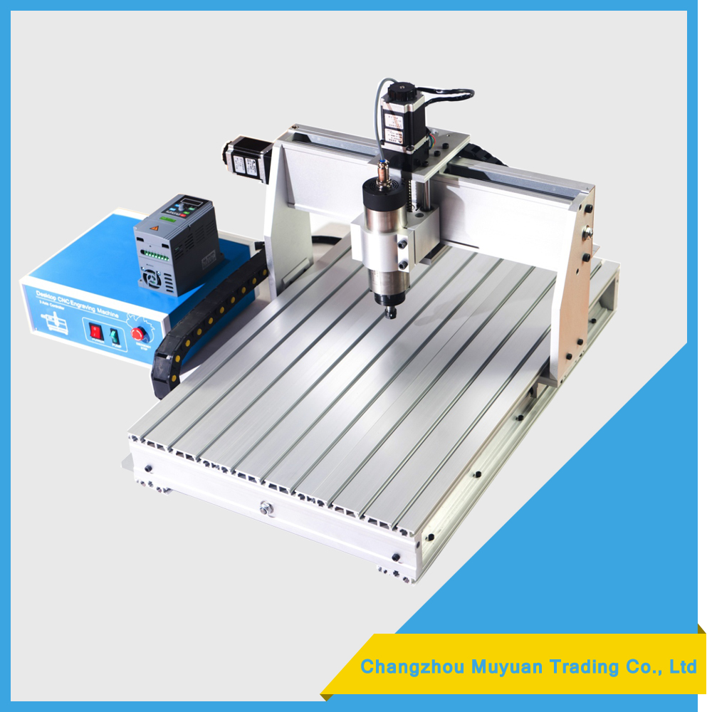 High quality long duration time 6040 CNC Cutting Machine Price with good quality