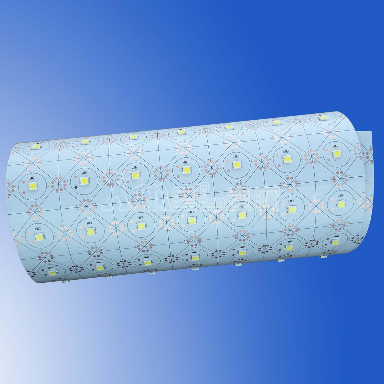 Easy-Rolled-UP-flexible-LED-licht-matte Verwunderlich Bilder Mit Led Licht Dekorationen
