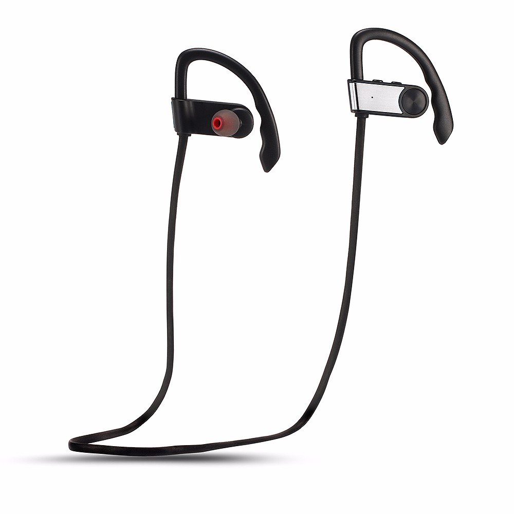 Original BH-01 Wireless Headphone Bluetooth Earphone Stereo Bass Music Sport Handsfree with Mic for IOS Android Smartphone