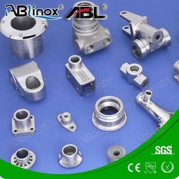 Foundry silica sand precision investment casting