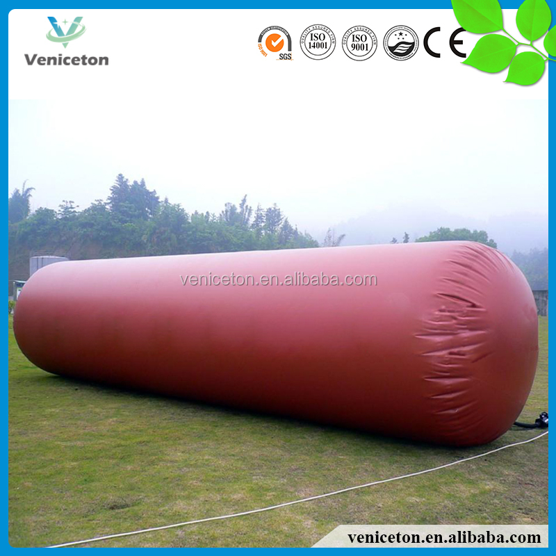 Veniceton Great biogas digester for family waste treatment portable biogas plant