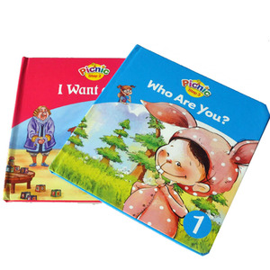 hot sales school softcover cheap full color children exercise book