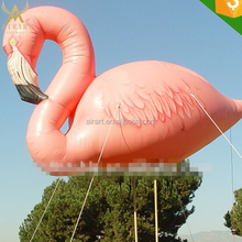 Advertising Giant Inflatable Flamingo Pink Animals