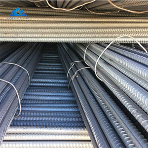 Deformed steel bar/iron and steel rebar in coil