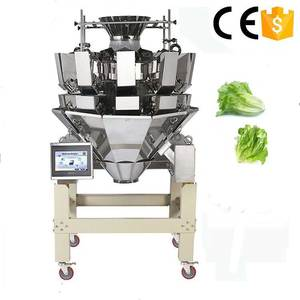 China Automatic 10 Head Multihead Weigher for mushroom Price