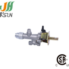 cooking gas valve with thermocouple gas valve control 1/2PSI