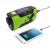 wholesale camping supplies outdoor weather solar crank am/fm noaa radio emergency survival kit