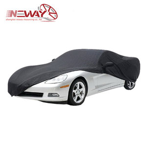 China supplier high quality soft car cover for indoor