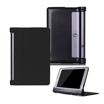 more photos cdbe7 83d2d For Lenovo Yoga Tab 3 Plus 10 Yt-x703f Tablet Cover 10.1 Inch Solid Stand  Flip Folio Cover Case - Buy Case For Lenovo Yoga,Cover Case For Lenovo ...