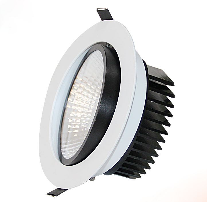 Free sample Aluminum body 80lm/w 10 watt led square down light