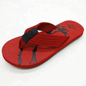 f5dcb63c17b4 Summer fashion cheap wholesale flip flops EVA upper soft non slip flip flops  fancy beach men